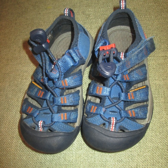 df695b8cc191 Keen Other - Keen Boy s Sandals Blue Waterproof Size 10